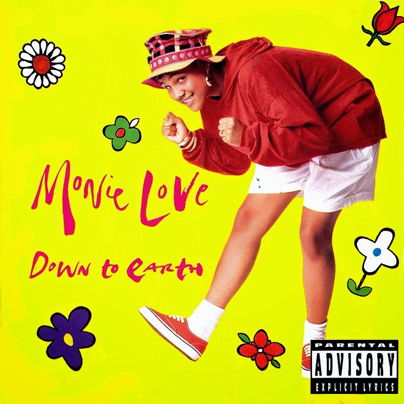 Monie Love - Down To Earth (1990)
