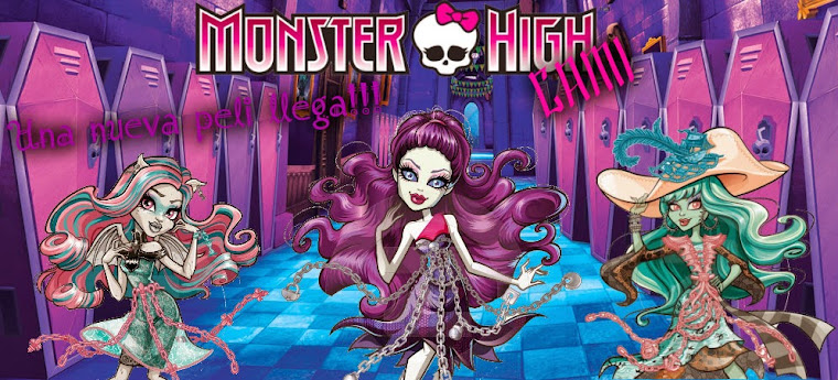 Monster High Cami Blog MH