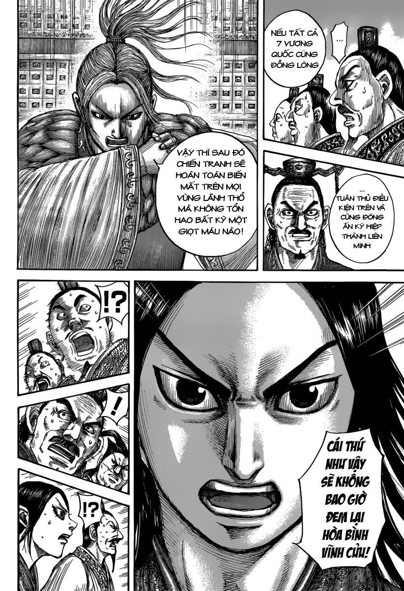 Kingdom – Vương Giả Thiên Hạ (Tổng Hợp) chap 490 page 13 - IZTruyenTranh.com