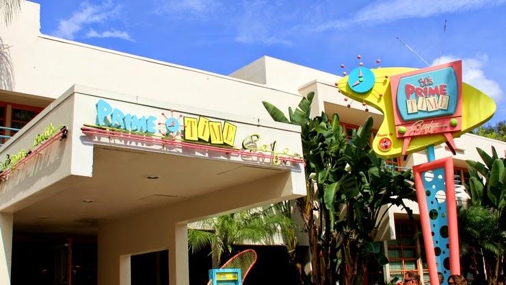 50's Prime Time Café na Disney em Orlando
