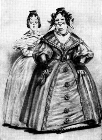Гоголь его жена и дети 13