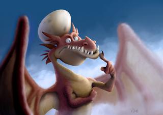 Onde está o meu ovo?
