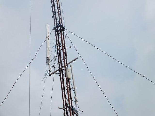Antena  Hotspot MA Nurul Huda