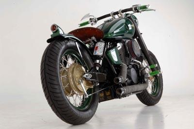 Honda CB836CR Sentoh - AFT Customs - Pipeburn.com