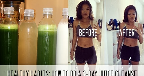 Style by lynsee healthy habits how to do a 3 day juice cleanse malvernweather Images