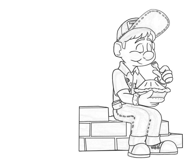 fix-it-felix-eat-coloring-pages