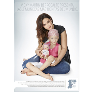 Baby Pelones. Juguetes solidarios de la Fundación Juegaterapia