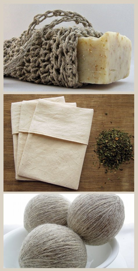 Natural Handmade Home Products