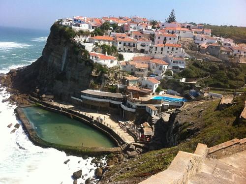 Viviendo portugal volvo ocean race y costa for Piscinas naturales en portugal