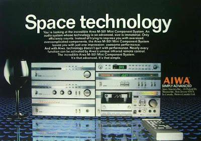 AIWA M-501 1981