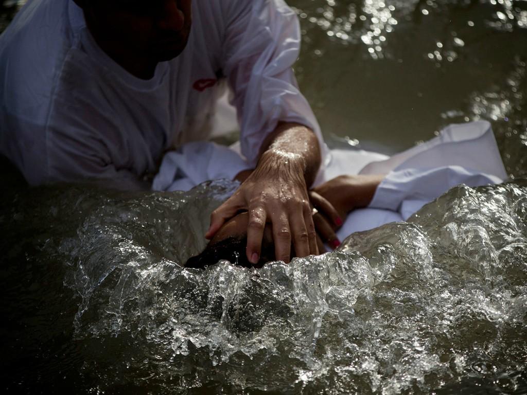 christian baptism - photo #8