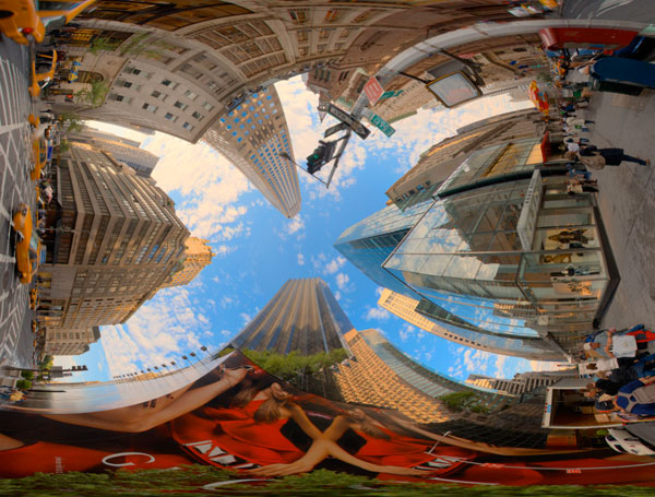 Looking Up: Photos by Brent Townshend