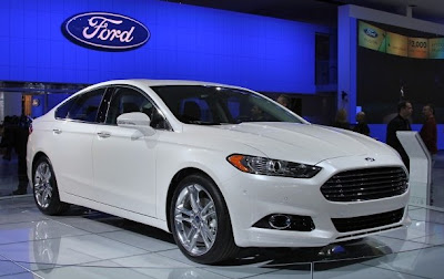 New 2013 Ford Fusion Release Date & Prices