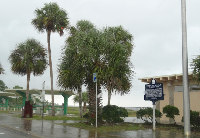 Gedenktafel 2. Weltkrieg - Carrabelle, Florida