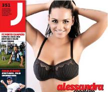 Alessandra Capeleiro Revista J