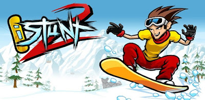 iStunt 2 Snowboarding Game for Android Phones and Tablets