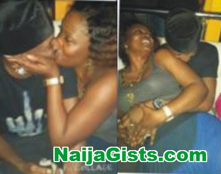 tuface kissing baby mama