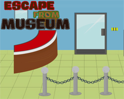 Juegos de Escape Zozel Escape from Museum