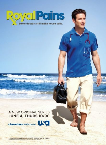 Royal Pains – Todas as Temporadas Dublado / Legendado (2009)