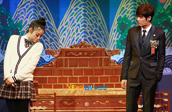 [MUSICAL] 08/04/2011 - KyuJong @ Goong Musical  - Page 4 KJ-Goong-media-12
