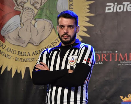 EDUARD DIMIEAN NEW WAF HEAD REFEREE INTERVIEW