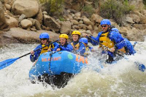 WIN a Free 1/2 day Browns Canyon trip on the Arkansas River for 2 people ($134 value)