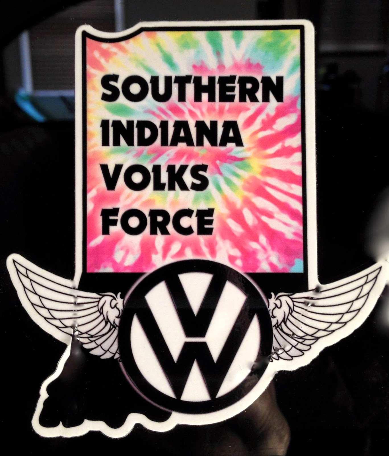 Southern Indiana Volks Force Logo