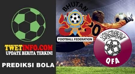 Prediksi Bhutan vs Qatar