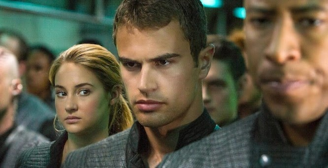 Divergent Movie Still