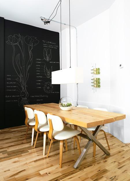 Tafel Wandfarbe porzellan senf und prosecco tafelfreuden die wandtafel als