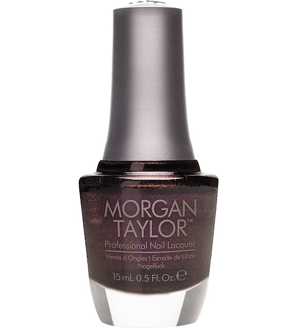 morgan taylor brown nail polish,