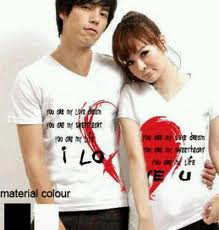 design couple t-shirt, kaos oblong, sejarah kaos, kaos murah