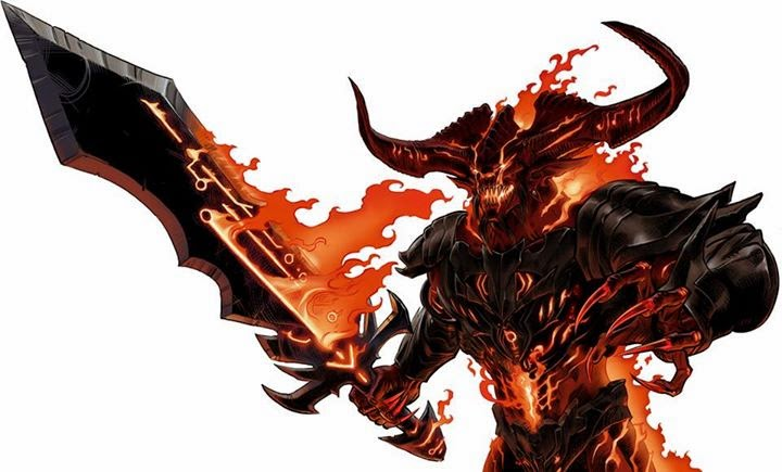 Spec Op 24 Group Boss Surtur