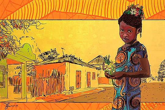 Ilustración de Jean-Paul Zapata