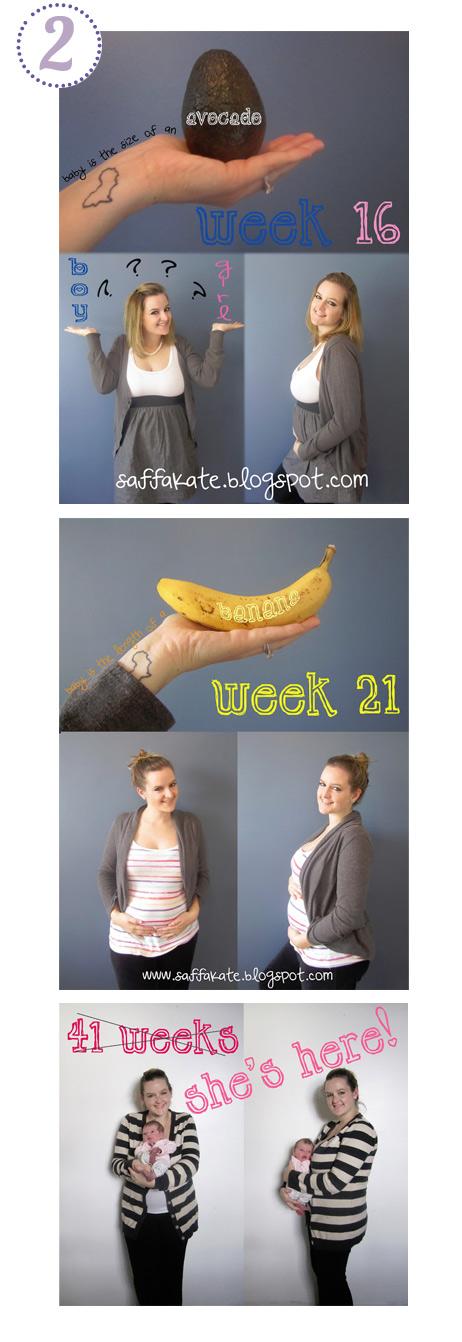 inale per un diario di gravidanza settimana per settimana