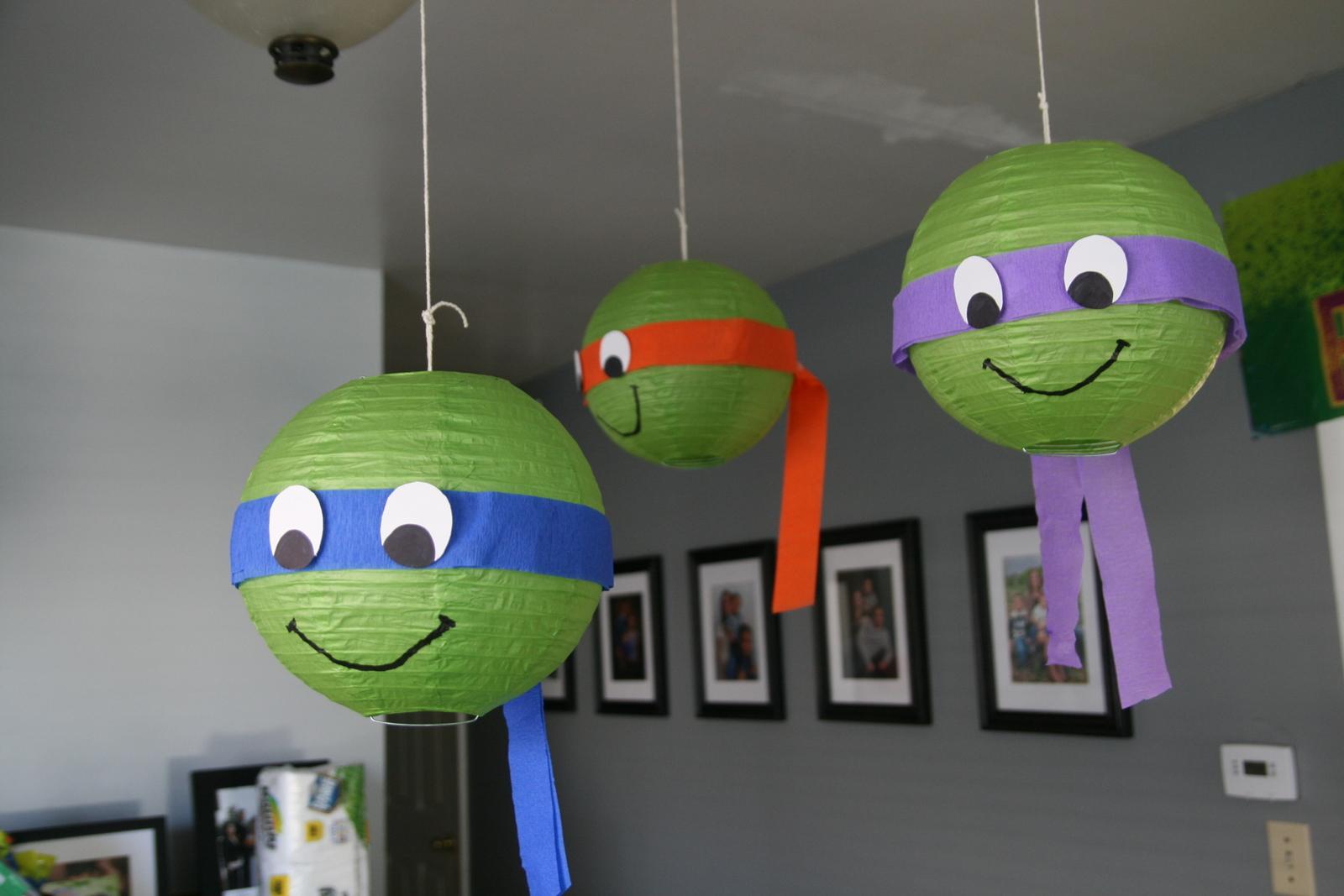 Ninja turtle bedroom - Jacob S Totally Radical Ninja Turtle Birthday