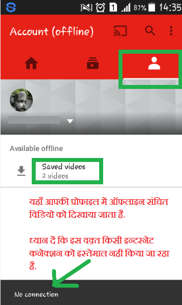 Save You Tube Video Offline