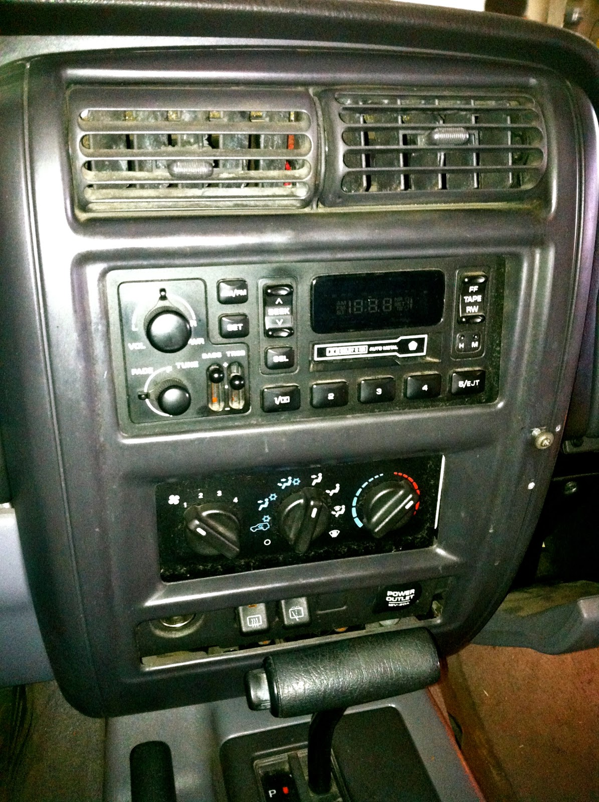 Car Audio Tips Tricks And How To S 97 01 Jeep Cherokee