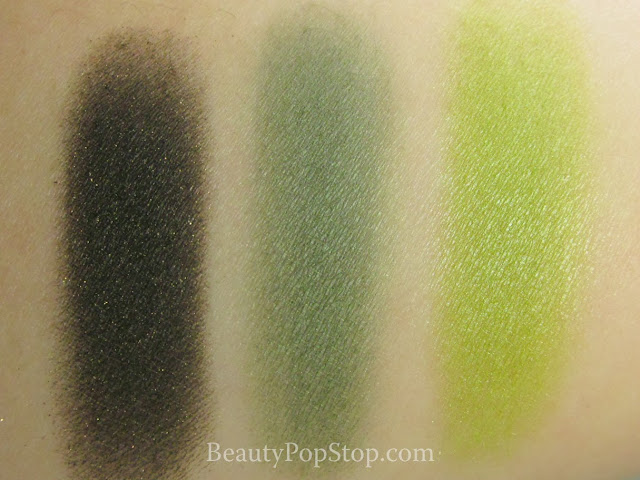 wet n wild color icon eyeshadow trio in soliders in charms swatches