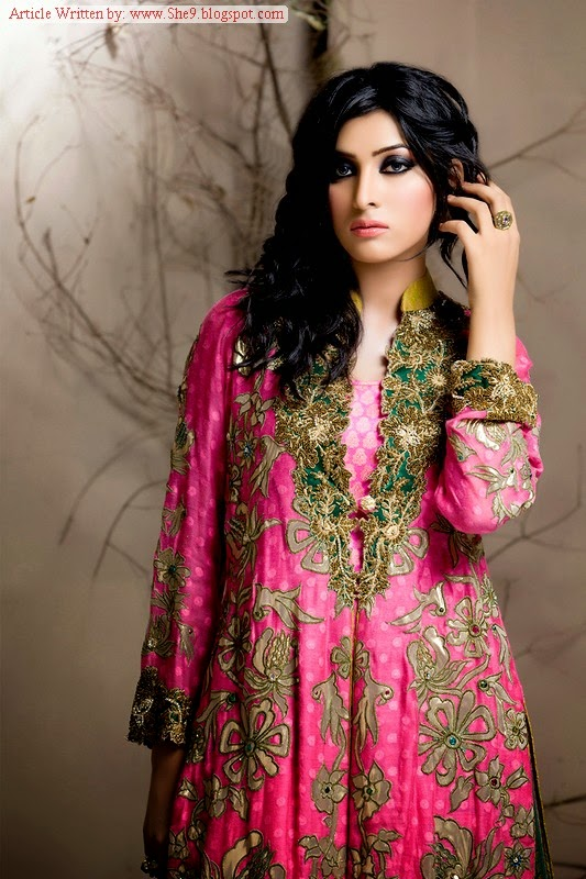Tena Durrani Marquis Designer Pakistani Suits