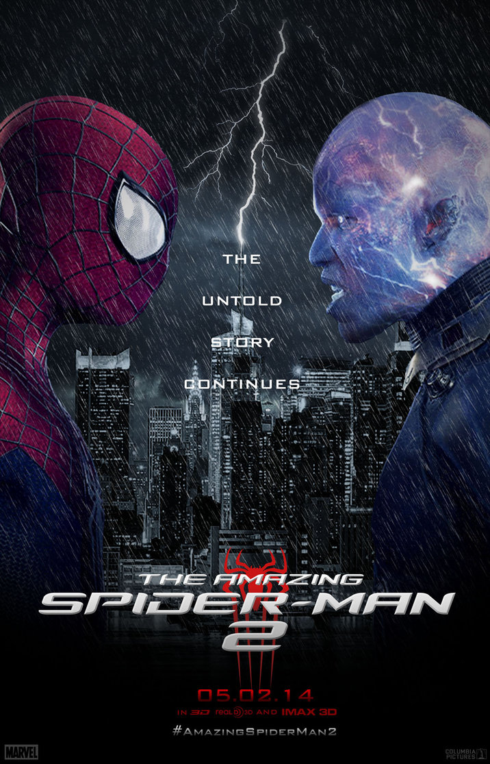 The Amazing Spider-Man 2 full movie