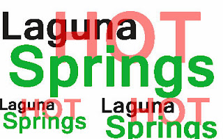 Laguna Hotspring Resorts in the Philippines