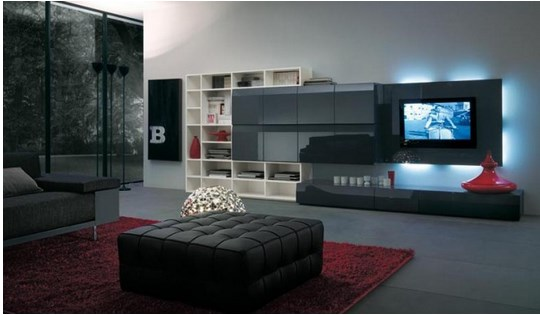 How To Design Tv Wall Unit For Modern Living Room