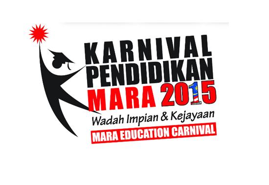 Jadual Tarikh serta Lokasi Karnival Pendidikan MARA 2015