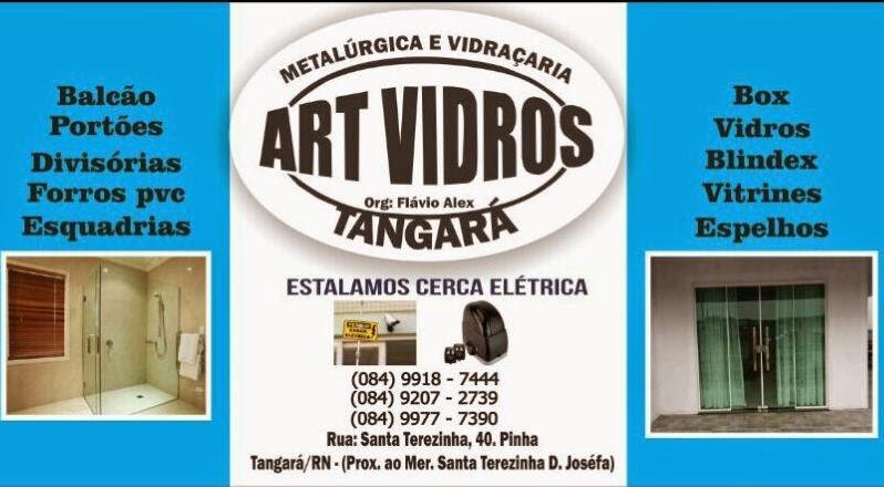 ART VIDRO TANGARÁ