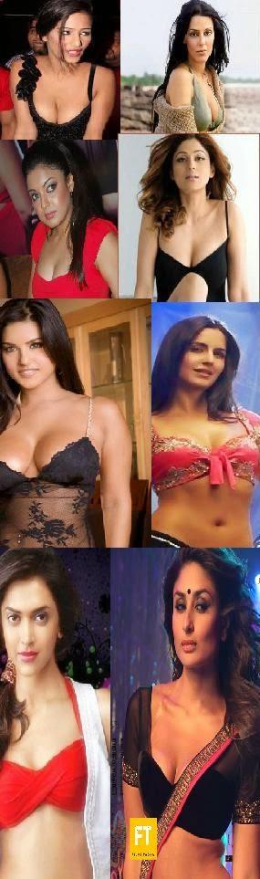 Bollywood Hot Actresses