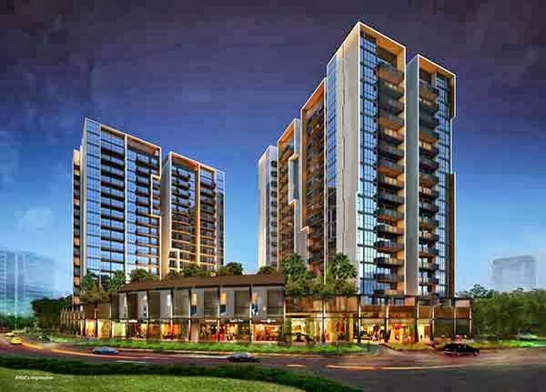 The Venue Residences and The Venue Shoppes Mixed Development