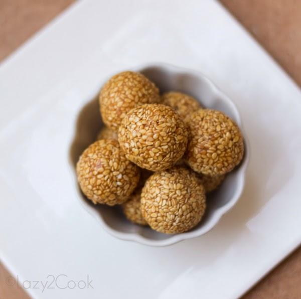 Sesame Brittle Recipes — Dishmaps