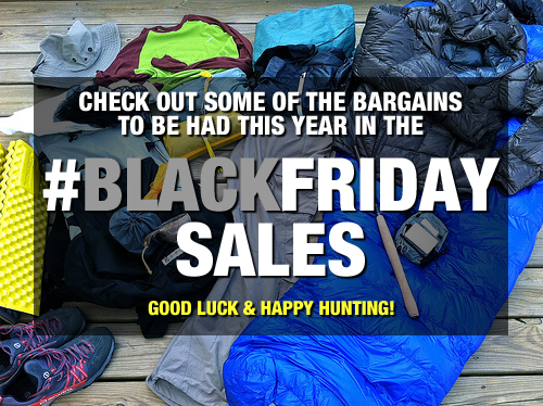 Black Friday Outdoor Gear Sales Brian S Backpacking Blog