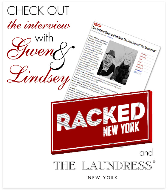Laundress Interview with Racked